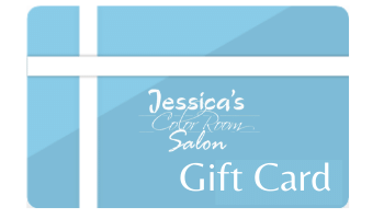 Jessicas color room salon gift card