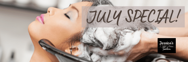 July Specials Hair Salon Middletown,CT