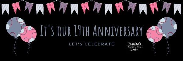 August Anniversary Specials
